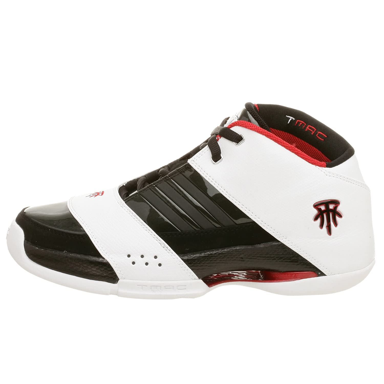 Buy Adidas Men's T MAC 6 Basketball Shoe, Run WhiteBlack