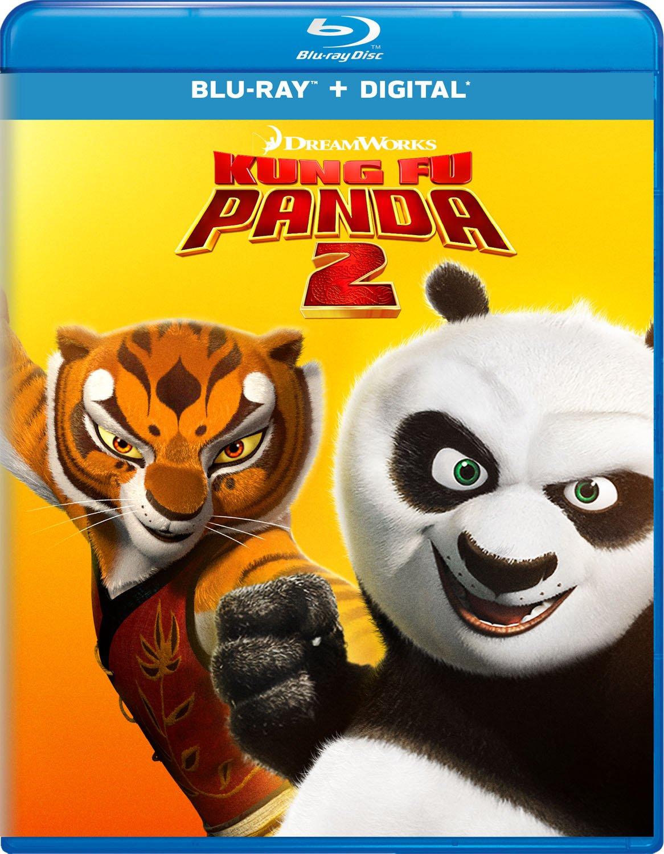 Blu-ray : Kung Fu Panda 2 (Digital Copy)