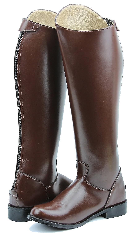 Hispar女性レディースDecentドレスDressage Boots with Zipper英語Riding with Zipper英語Riding Equestrian B01H7URR92 9 2Plus 2Plus Calf|ブラウン ブラウン 9 2Plus Calf, 邑楽郡:55ff969b --- kutter.pl