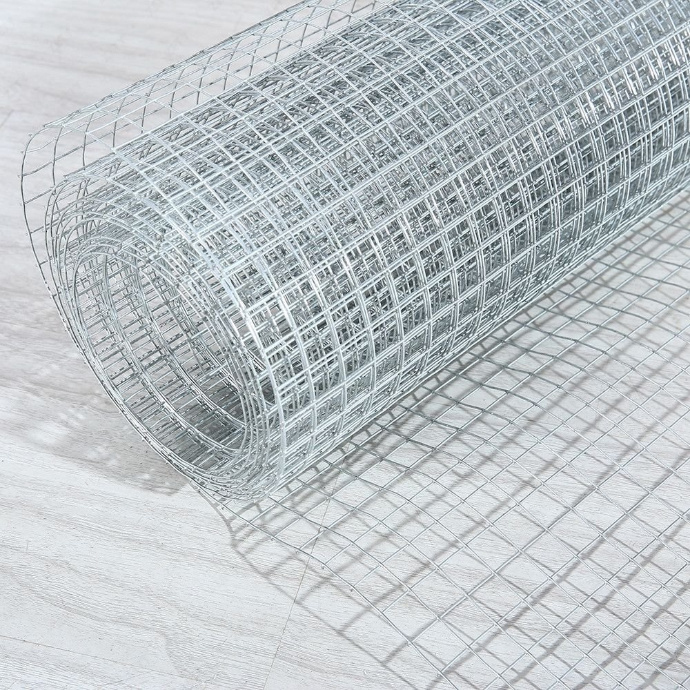 Senrob Hardware Cloth Wire, Openings Square Hot Dipped Galvanized ...