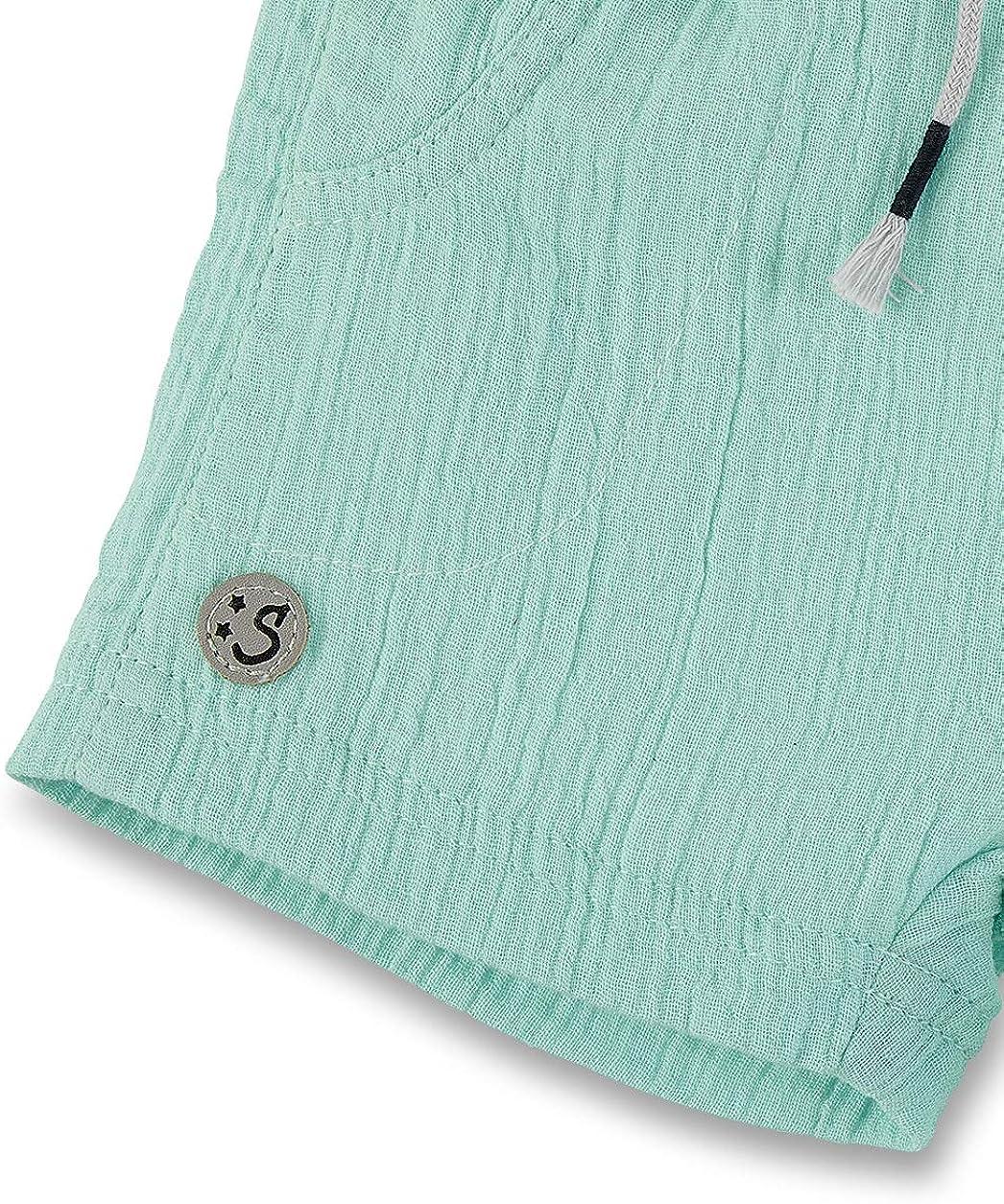 Sterntaler Court Pantalones Cortos para Beb/és
