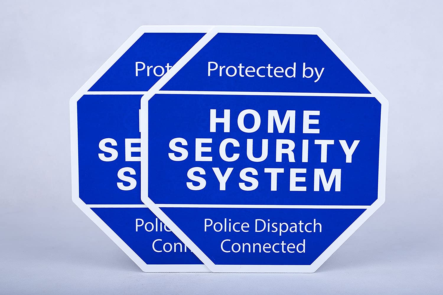 SummitLink 2 x Generic Yard Sign for Home Security System