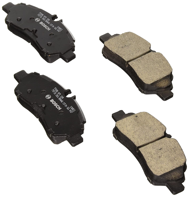 Bosch BC1775 QuietCast Pad Set