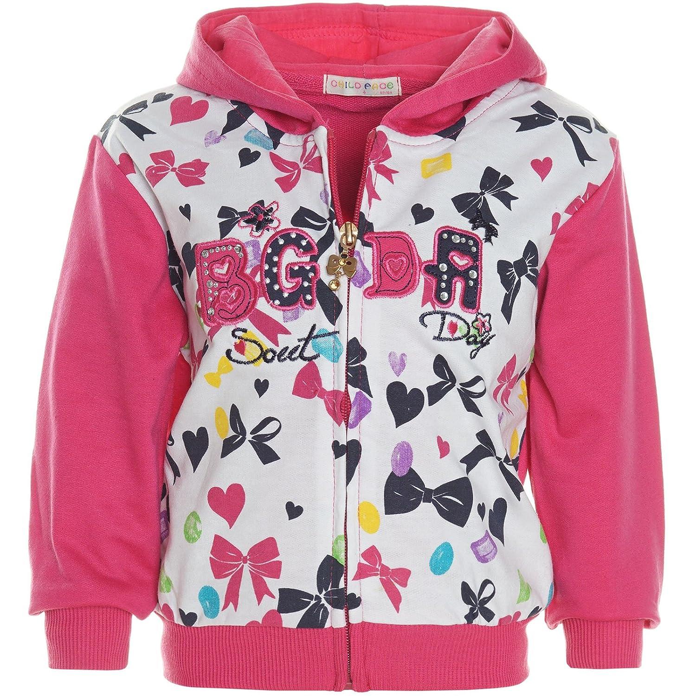 BEZLIT Baby Mädchen Hoodie Kapuzen Pullover 21233