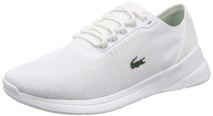 Lacoste Hombre LT Fit 118 4 zapatillas SPM, Blanco, 46: Amazon.es: Ropa y accesorios