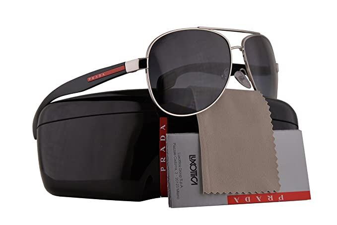 f3cdae68fee Image Unavailable. Image not available for. Colour  Prada PS53PS Benbow  Sunglasses ...