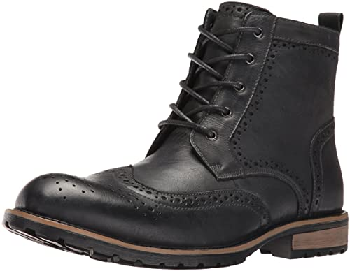 Steve Madden Men's Sprocket Boot, Black, ...