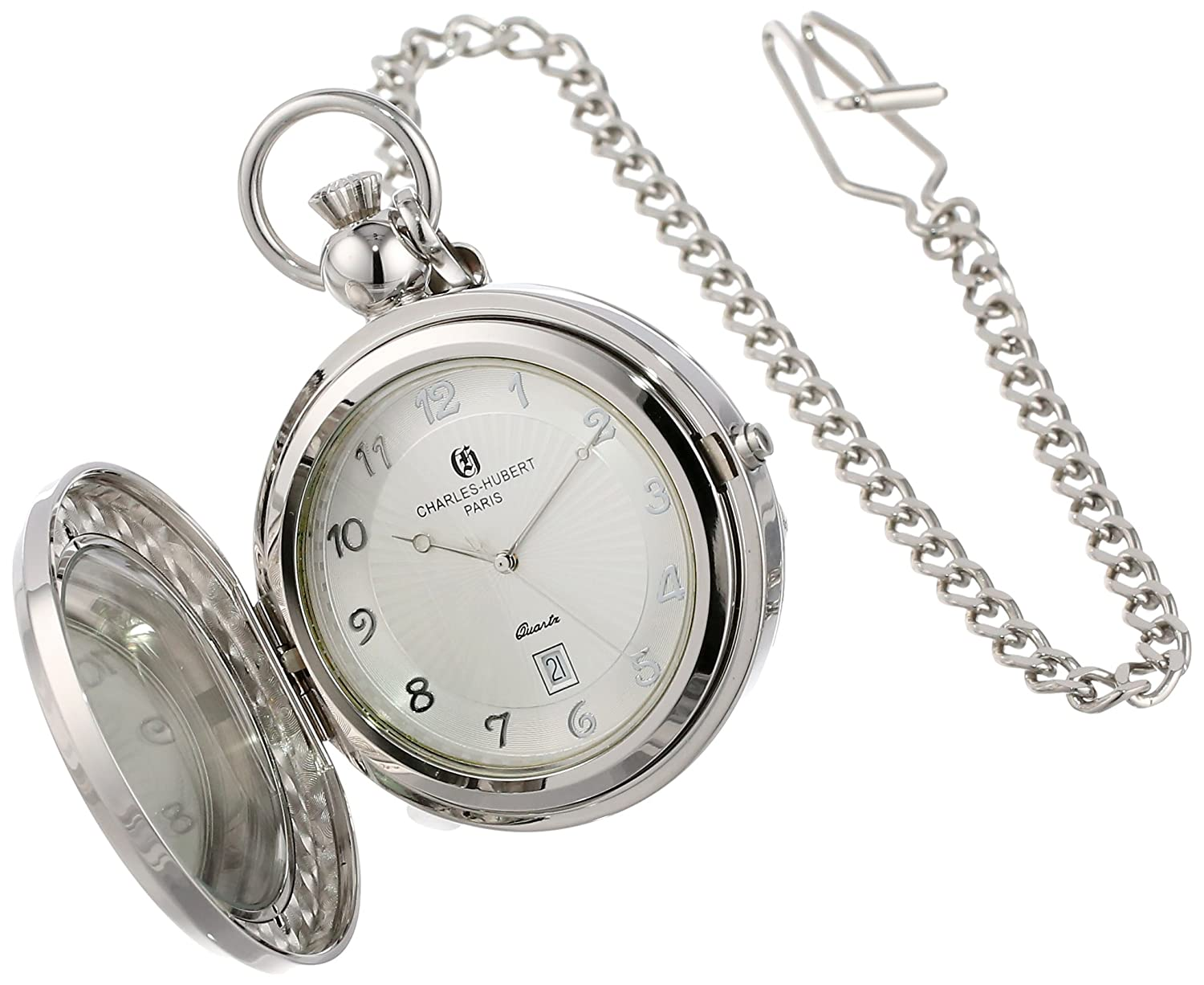 Amazon charles hubert 3851 quartz picture frame pocket watch amazon charles hubert 3851 quartz picture frame pocket watch charles hubert paris watches jeuxipadfo Image collections