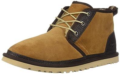 2c46c1aa5 Amazon.com | UGG Men's Neumel Two-Toned Chukka Boot | Chukka