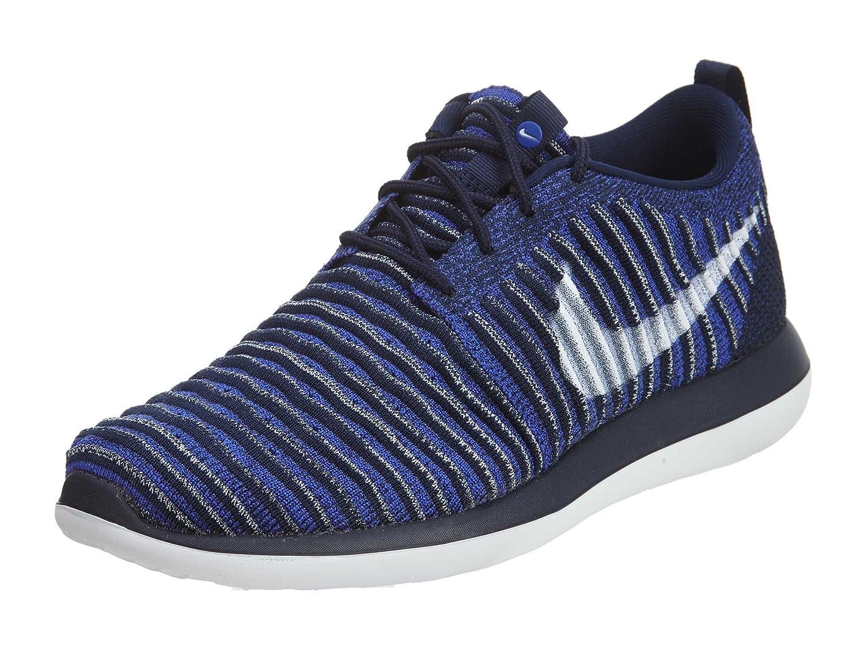 Nike Roshe Two Flyknit (Gs) Mens Style  844619-401 Größe  5.5