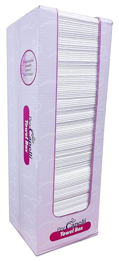 Caja de toallas SPUN LACE 40x80cm (200 Unid)