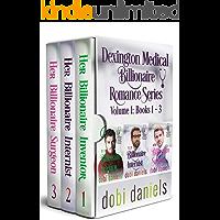 Dexington Medical Billionaire Romance Series Volume 1: Books 1 - 3: Three sweet/clean medical billionaire romances