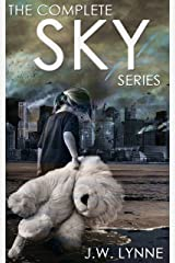 The Complete Sky Series: A Post-Apocalyptic Dystopian Series with Twists and Turns (Books 1-4) Kindle Edition