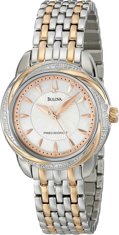 Bulova Reloj de mujer 98R153