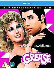 Grease 40th Anniversary [2018] [Region Free]