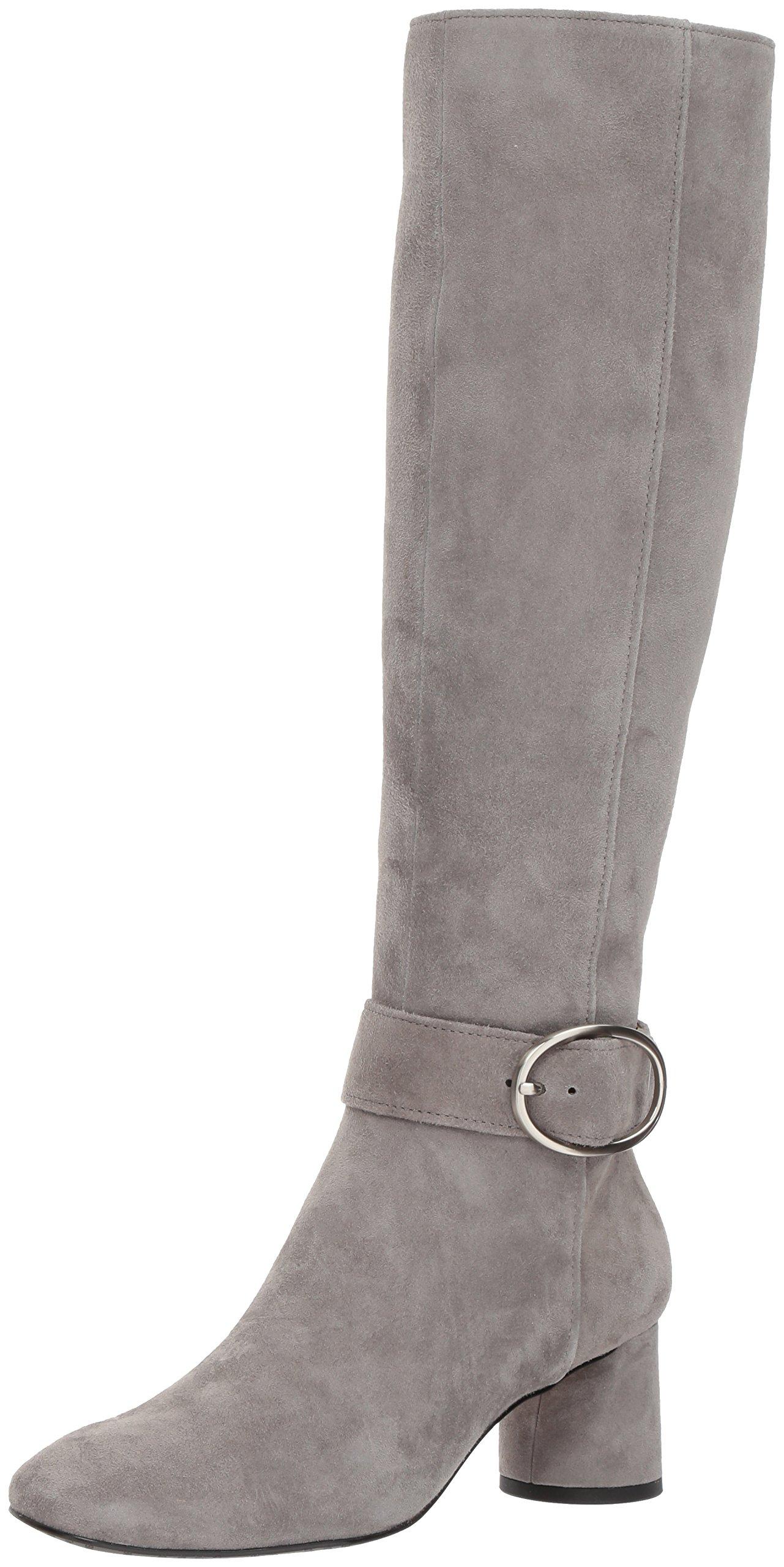 Donald J Pliner Women's Caye Fashion Boot, Carbon, 8 M US
