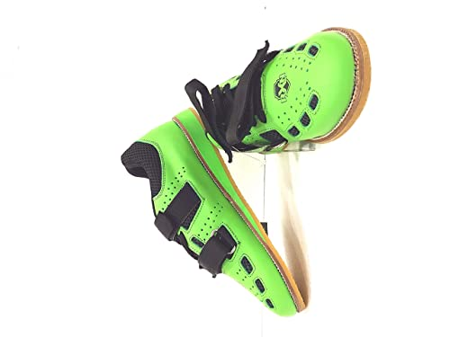 efff3cd4e59a RXN Weightlifting-2 Training   Gym Shoes for Men (Green) Size-7  Buy Online  at Low Prices in India - Amazon.in