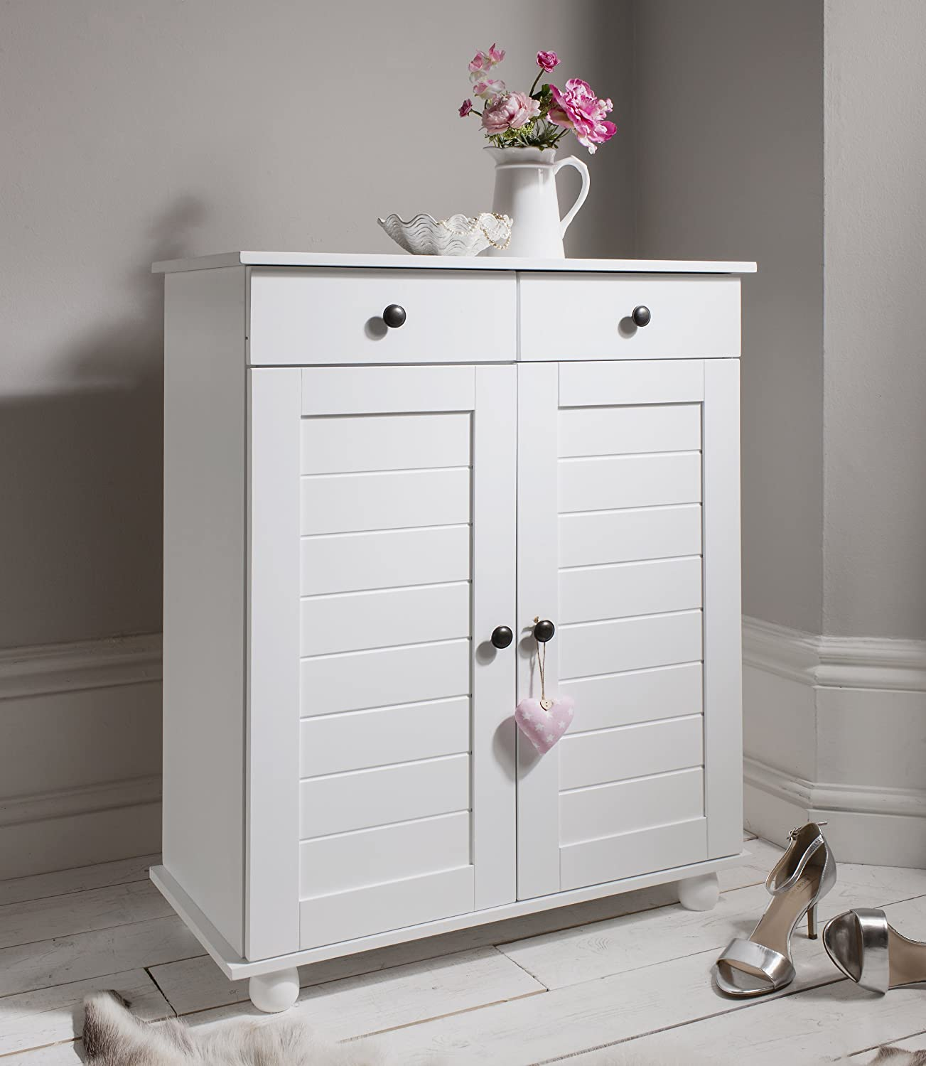 Exceptionnel Shoe Storage Cabinet Deluxe With Storage Drawer Heathfield In
