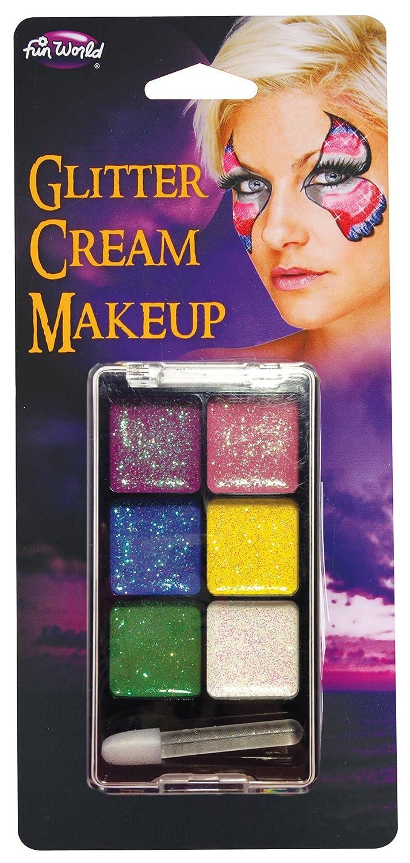 Fun World - Glitter Creme Makeup Palette