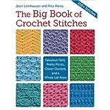 The Big Book of Crochet Stitches