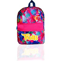 Trolls Light Backpack,School Bag,Fashion Backpack Official Licensed