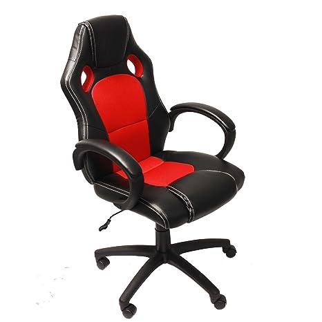 NAWA Silla Gaming de Ordenador y Oficina.Silla Gamer. Cadeira de Escritório. Cadeira