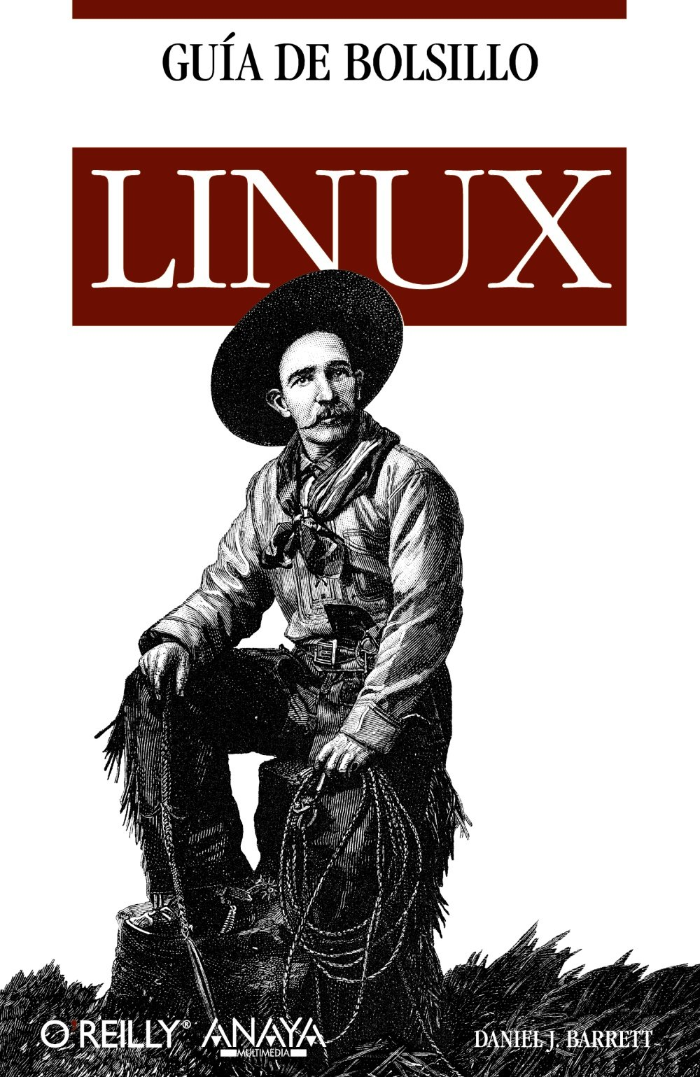 Guía de bolsillo de Linux (Anaya Multimedia/O´Reilly) Tapa blanda – 2 oct 2012 Daniel J. Barret 844153215X Operating Systems - Linux Spanish: Adult Nonfiction