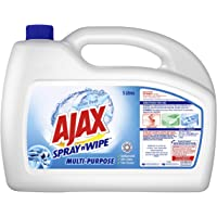 Ajax Spray n' Wipe MultiPurpose Antibacterial Disinfectant Household Cleaner Ocean Fresh Refill Value Pack Made in…