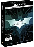 Coffret trilogie the dark knight : batman begins ; the dark knight ; the dark knight rises 4k ultra hd