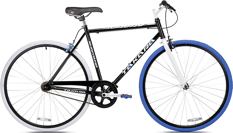 Takara Sugiyama Flat Bar Fixie - Best Road Bikes