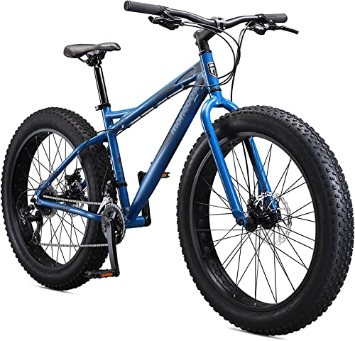 Mongoose Juneau 26-Inch Fat Tire Bike