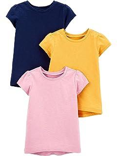 Carters Girls 2-Pack Tee Shirt