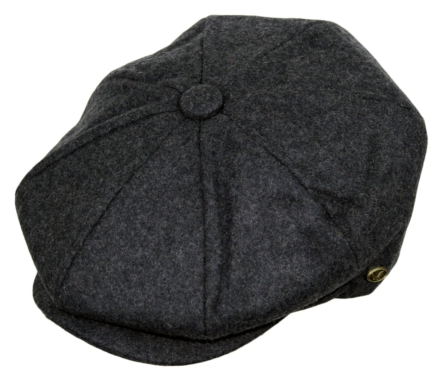 Epoch Men s Classic 8 Panel Wool Blend newsboy Snap Brim Collection Hat  product image 410693c6ffc4