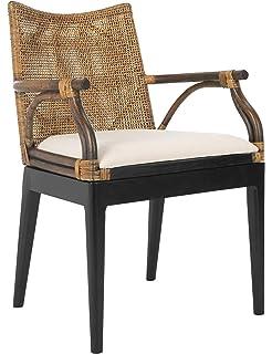 Amazon.com: Safavieh Home Collection Donatella Wash silla ...
