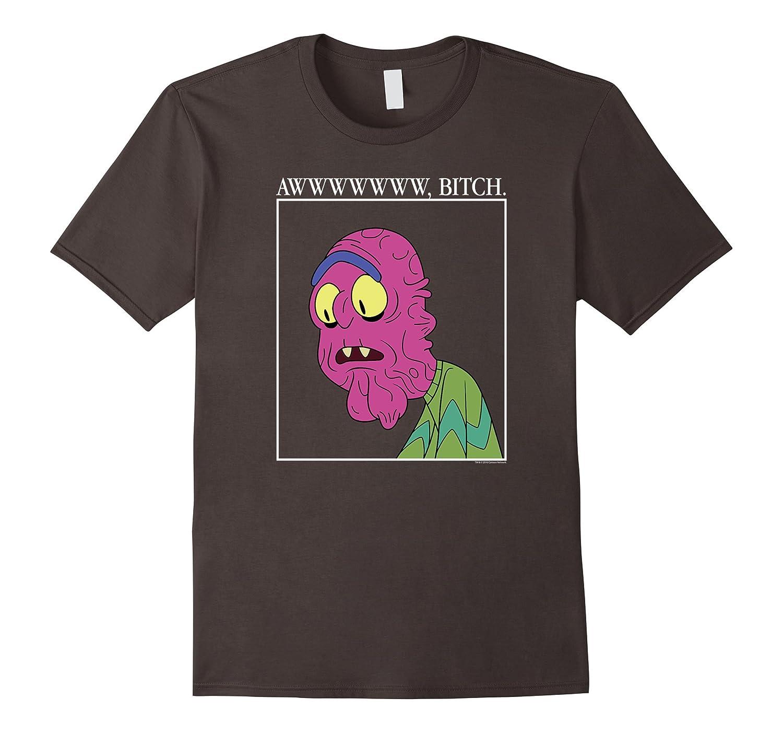 Rick  Morty Aww Bitch-Vaci