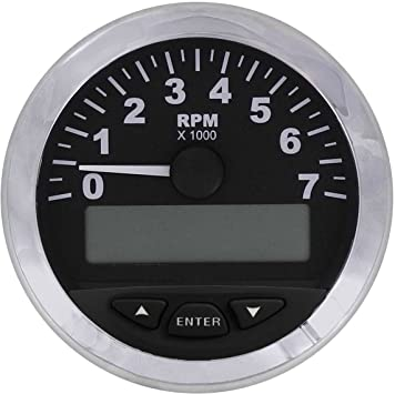 Sierra International 68373P Tachometer