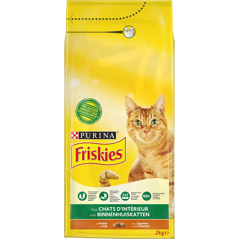 Friskies Comida para Gato característica del Animal a ...