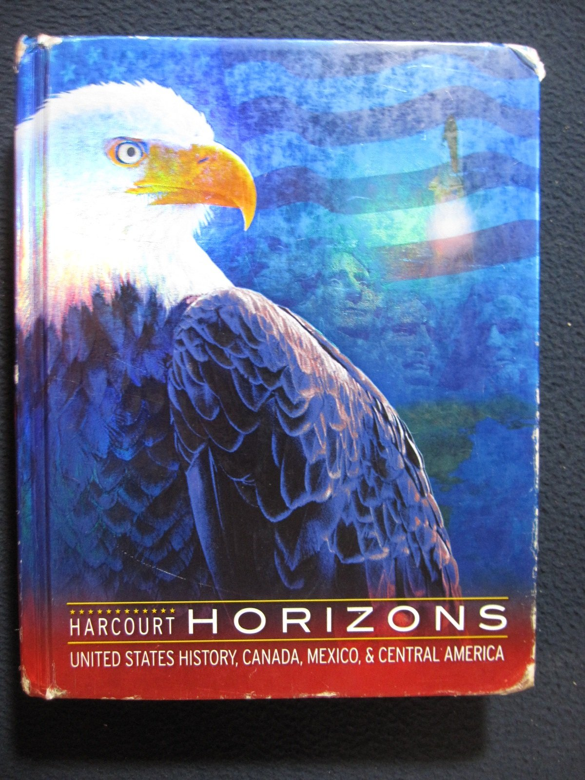 Harcourt School Publishers Horizons: Student Edition  Can/Mex/Central Amer 2003