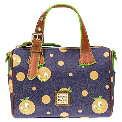 Disney Orange Bird Kendra Crossbody Satchel By Dooney Bourke