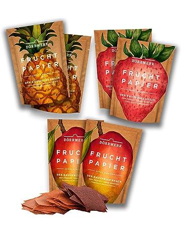 Amazon.es: Manzanas - Frutas deshidratadas: Alimentación y bebidas