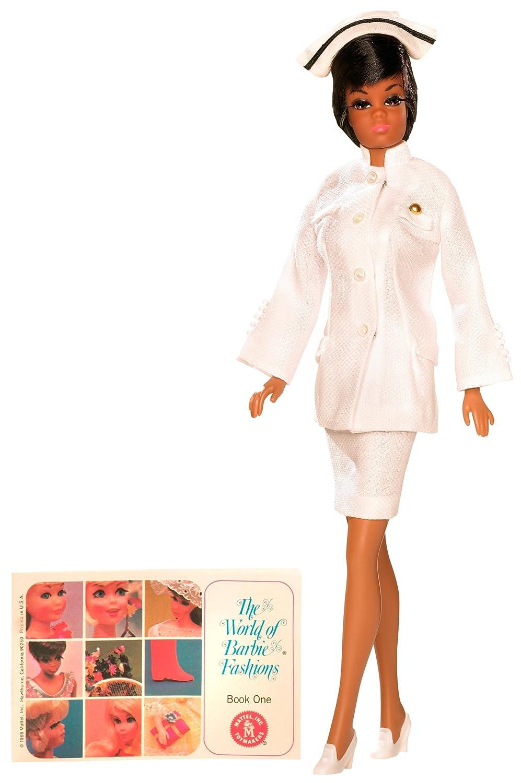connotación de lujo discreta Mattel 50th Anniversary Barbie Diahann Cocherol as Julia 11    Doll  toma