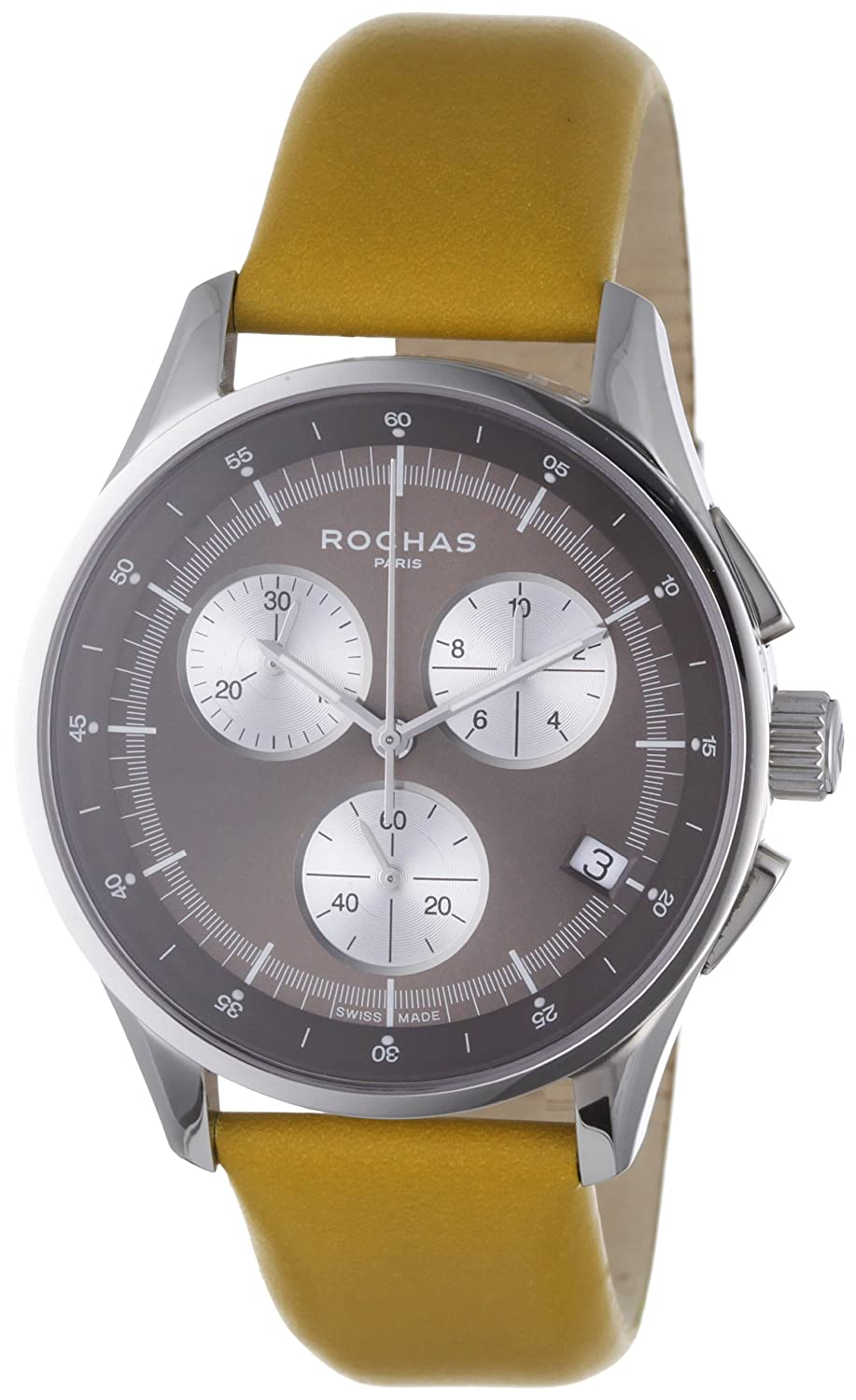Rochas Herren-Armbanduhr Homme 11 Collection 9047MD