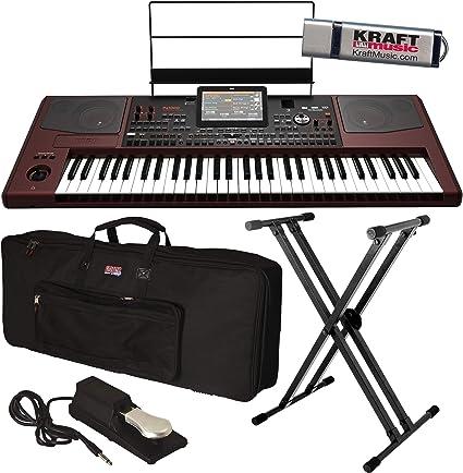 Korg Pa1000 - Teclado profesional con bolsa para teclado ...