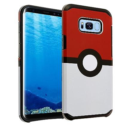 Amazon.com: Galaxy S8 Plus Caso, imagitouch 2-Piece estilo ...