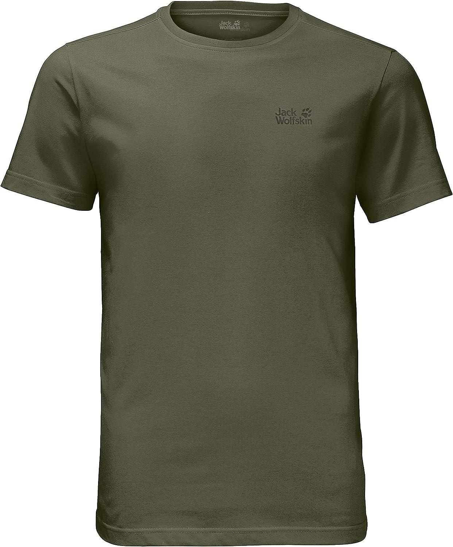 New Jack Wolfskin Men's Black T Shirt Size S 2XL