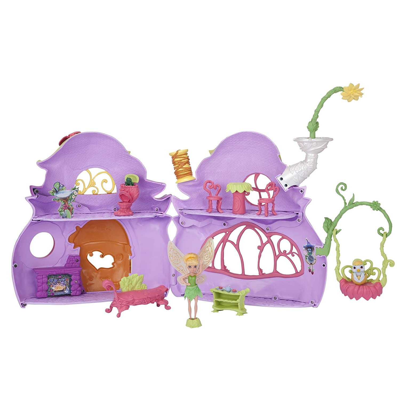 Amazon com  Disney Fairies Ultimate Fairy House   Tink s Pixie Cottage   Toys   Games. Amazon com  Disney Fairies Ultimate Fairy House   Tink s Pixie