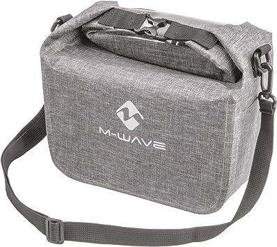 M-Wave Unisex - Bolsa para Manillar de Bicicleta para Adultos ...