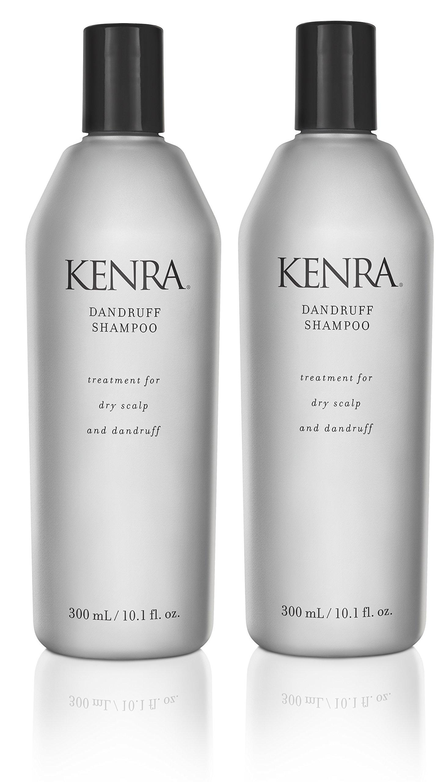 Kenra Dandruff Shampoo, 10.1-Ounce (2-Pack) by Kenra