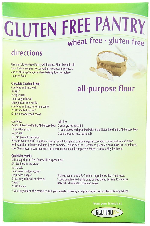 Homemade Gluten Free All Purpose Flour Mix
