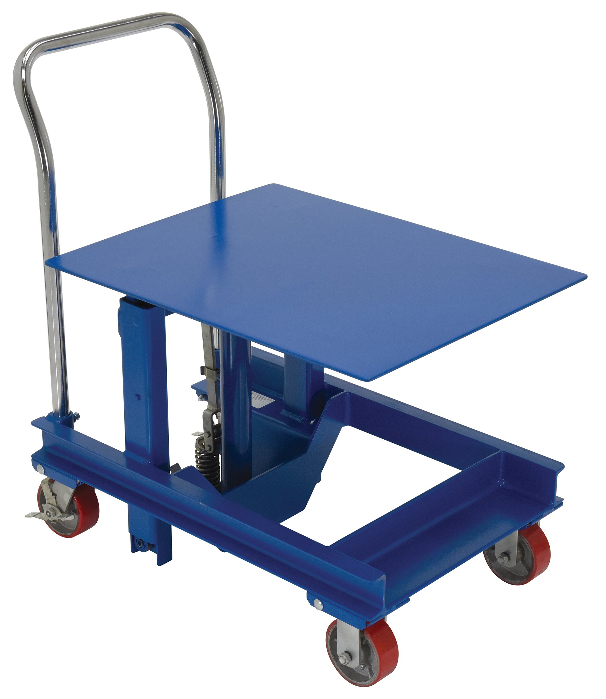 Vestil DIE-2430-36 Ergonomic Manual Die Table, 45.75'' x 24'' x 44.25'', 302 lb.